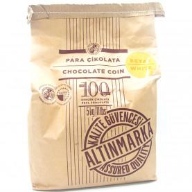 Шоколад белый Altinmarca (Турция), 200 гр