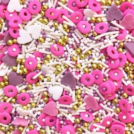 """Посыпка кондитерская """"Моя розовая мечта"""" MIXIE, 50 гр."""